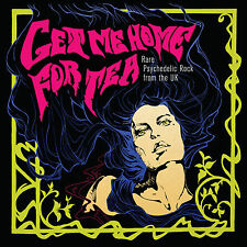Get Me Home for Tea: Rare Psychedelic Rock from the UK NEW SEALED LP RSD release