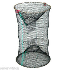 Crab Crayfish Lobster Catcher Pot Bait Trap Fish Net Eel Prawn Shrimp Live Bait