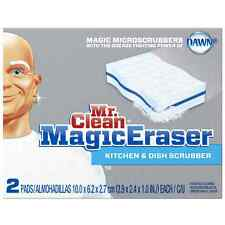 Mr. Clean Magic Eraser Kitchen - Dish Scrubber 2 ea