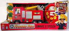 Fireman Sam Jupiter Drive and Steer (NEW IN DAMAGED BOX)