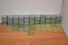 Lot of 130 Intel-AMD Ceramic High Grade CPU's for Gold Scrap Recovery