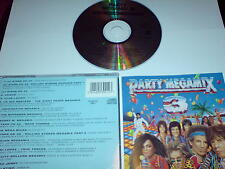 PARTY MEGAMIX 3 - OVER 60 SONGS - CD ALBUM