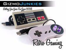 NES/SNES Combo USB Nintendo Retro Classic Controller PC/Mac/Raspberry Pi RetroPi