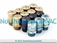 PVC Condensate Drain Trap for Rubber Flexible Hose Lines Furnace Plumbing