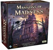 Mansions of Madness - Second Edition - Strategy Board Game