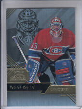 16/17 Fleer Showcase Montreal Canadiens Patrick Roy Flair Showcase Row 1 Seat 10