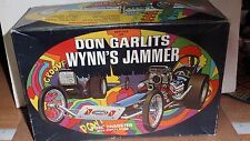 VINTAGE AMT MODEL BOX ONLY ~~~ DON GARLITS WYNN'S JAMMER FUEL DRAGSTER
