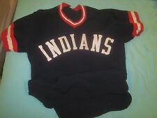 Cleveland Indians Coach Game Used Jersey #7 Lenny Randle Autographed