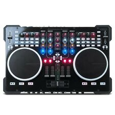 American Audio VMS5 mint 6-Channel Midi USB DJ Controller 4-Line Mixer Built-In