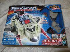 HASBRO TRANSFORMERS ARMADA Jetfire Comettor Mini Con Firing Missile 7053 KIT