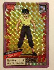 Yu Yu Hakusho Super battle Power Level Double Prism 45
