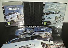 Need For Speed Shift Edición Especial-PLAYSTATION 3 PS3 Juego Completo