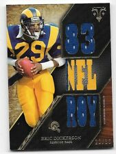 """2014 Topps Eric Dickerson Triple Threads Relic Card 20/36 """"83 NFL ROY"""" SWEET HOF"""