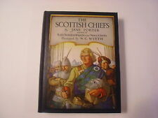 Scottish Chiefs, Jane Porter, N.C. Wyeth, Scribners