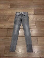 Women's Grey Size 8 Dorothy Perkins Jeans