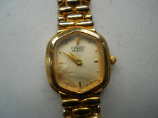 Citizen women's quartz battery water resistant & Analog watch.