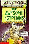 The Awesome Egyptians (Horrible Histories) Terry Deary Paperback