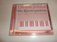 CD  Die Klavierspielerin. CD - Elfriede Jelinek