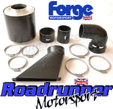 VW Golf R32 MK5 Forge Motorsport Induction Intake Air Filter Kit Black FMIND5R32