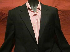 MEN'S HUGO BOSS SUIT 46R PANTS 38 X 31 VGUC HUGO BOSS  SAKS FIFTH AVENUE