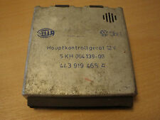 Information check package control unit - Audi 100 200 83-88 5 cyl 443919465A
