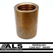 Ravaglioli 2 Post Lift Load Nut Car Vehicle Lift Ramp Hoist Op Nut spares parts