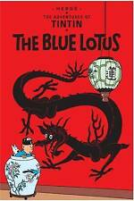 The Adventures of Tintin: The Blue Lotus by Herge (Paperback, 2002)