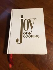 Joy of Cooking, Erma Rombauer 1979-HB Classic Cooking Bible