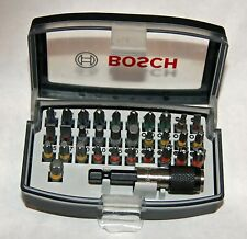 Bit Satz Bosch 32 tlg. 2607017319  Set in Box
