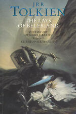 The Lays of Beleriand by Christopher Tolkien (Paperback, 1993)