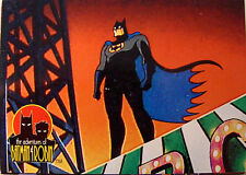 Adventures of Batman & Robin Card Set w/ Coloring Cards © 1995 Skybox