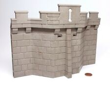 Playmobil Castle System X Trapezoidal Wall Section Spare Part 3268