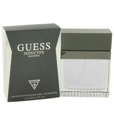 Guess Seductive Homme by Guess 3.4 oz EDT Cologne for Men New In Box