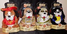 Old Beatles Tribute Electric Gemmy Dancing Rock Music Dogs The Beagles Full Set