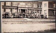 1925-30 ST PAUL'S COLLEGE CONCORDIA MISSOURI BILTZ HALL FASHION OF TIMES PHOTO