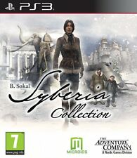 Syberia Complete Collection For PAL PS3 (New & Sealed)