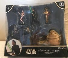 RARE FACTORY ERROR Disney Parks Star Wars RETURN OF THE JEDI Collectible Figures