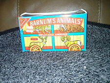 Vintage barnums inflatable animals giraffe