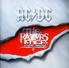 AC/DC - Razors Edge  (CD, Sep-1990, Atco (USA))