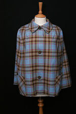 Lady Diana dress tartan Scottish pure wool cape cloak & waistcoat set Medium 14