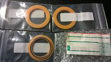 SEAL,FLUORO,SPRING LOADED,+180 TO -450,E35000400 Varian E220 E500 Ion Implanter