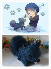 Dramatical Murder DMMD Seragaki Aoba's Dog Ren Plush stuffed Doll Cosplay Puppy