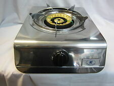 19MJ Lux Portable Gas Stove Wok Burner LPG Cook top  safety strongest for indoor