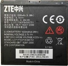 ORIGINAL OEM ZTE Li3717T43P3h565751 BATTERY FOR WARP N860, ANTHEM 4G N910 BOOST