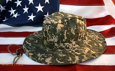 MED BOONIE CAMO BUSH HAT BROWN DESERT CAMOFLAUGE US NAVY MARINES ARMY AIR FORCE