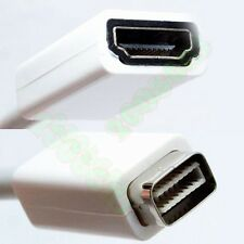 MINI DVI TO HDMI ADAPTER VIDEO CABLE FOR APPLE MAC