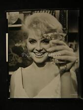 Original 1965 Virna Lisi How To Murder Your Wife VINTAGE PHOTO 27K