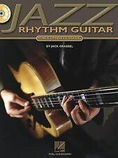 Jazz Rhythm Guitar : The Complete Guide by Jack Grassel (2001, CD / Paperback)