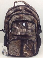 NEW Geckobrands Optivate X14 Realtree Camo Backpack Sport Hunting Bag Durable