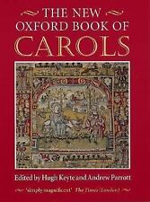 The New Oxford Book of Carols-ExLibrary